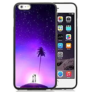 Fashion DIY Custom Designed iPhone 6 Plus 5.5 Inch Phone Case For Lovers On The Island Phone Case Cover