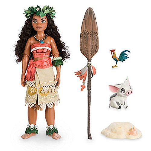 Disney Store Moana Limited Edition Doll