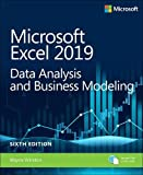 img - for Microsoft Excel 2019 Data Analysis and Business Modeling (6th Edition) (Business Skills) book / textbook / text book