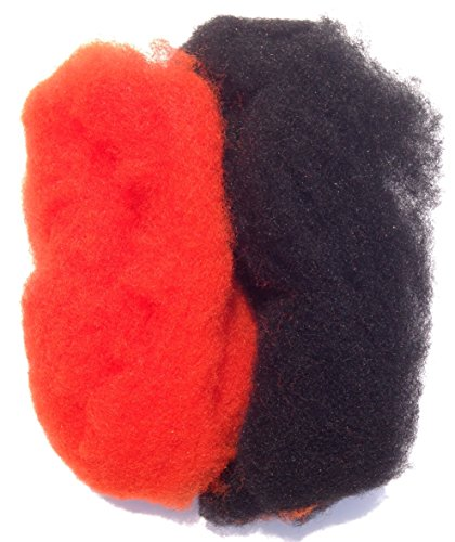 BOO Batts Orange & Black Ghoulishly Bag Fill or for Use in -