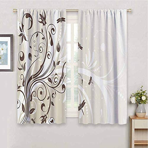 Dragonfly Curtain Panels