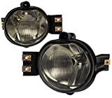 05 dodge 2500 fog lights - Remarkable Power FL7112 - 02-08 Dodge Ram 1500/02-04 Durango/03-09 Ram 2500-3500 Smoke Black Fog Lights Only