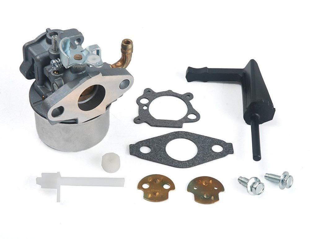Carburetor 798653 for Briggs & Stratton 791077 790290 693865 697354 795069 698860 698859 696981 694508 Carb Lawn Mower Parts JIK Motorcycle Parts