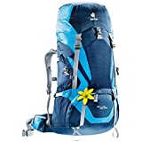 Deuter ACT Lite 60L + 10L SL Womens Hiking Backpack