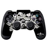 > > Decal Sticker < < Rhinestone Brooch Pin Crystal Brooch Design Print Image PS4 DualShock4 Controller Vinyl Decal Sticker Skin by Trendy Accessories by Trendy Accessories