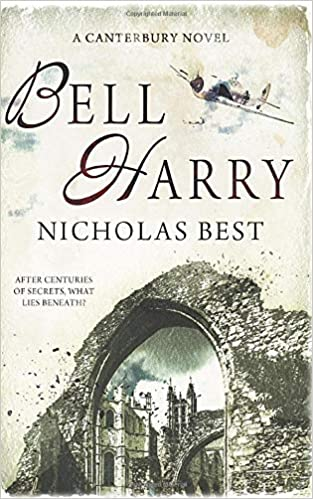 Front cover for the book Bell Harry: A Canterbury Novel by Bell Harry: A Canterbury Novel