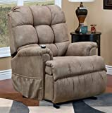 Med-Lift 55 Series Reclining Lift Chair, 165 Pound