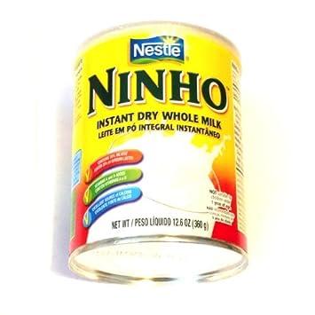 Nestlé Ninho - Leite Ninho 360g Leite Em Pó Integral Instantâneo | Instant Dry Whole Milk