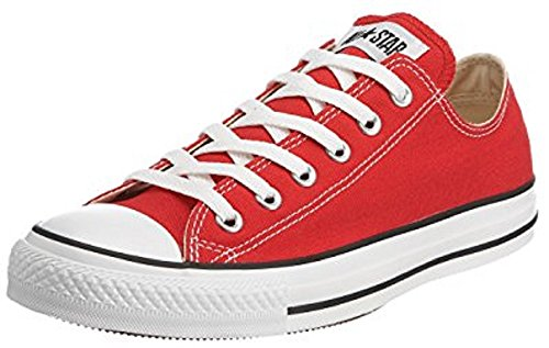 Converse - Chuck Taylor All Star - Couleur: Rouge - Pointure: 38.0