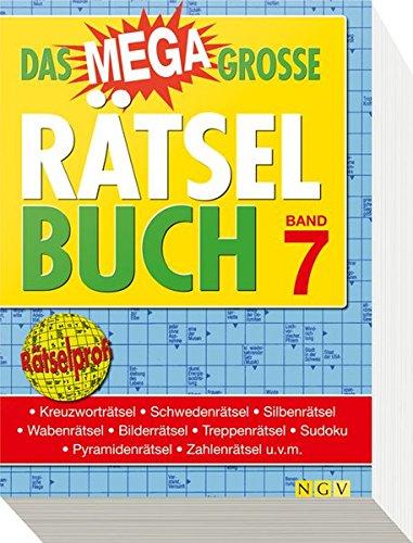 Das megagroße Rätselbuch Band 7