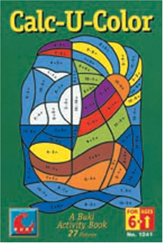 Calc U Color Buki Book