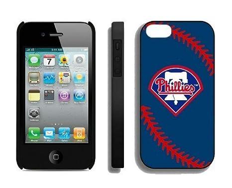 3c003ded9f0 Barato Apple iPhone 4S Teléfono Móvil MLB Philadelphia Phillies iPhone 4 y  pantalla: Amazon.es: Electrónica