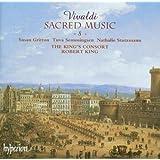 Vivaldi: Sacred Music 8 / King