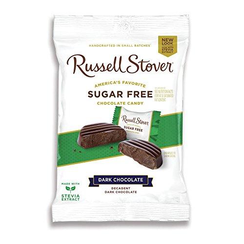 (Sugar Free Dark Chocolate Medallions, 3 oz. Bag)