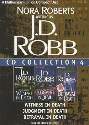 betrayal in death by j d robb - 9