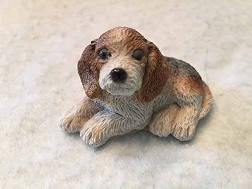 Stone Critter Littles - Beagle Stone Critters Dog Figurine