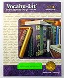 Vocabu-Lit, Grade 9, Book I, Teacher Edition, PLC Editors Staff, 0789156547