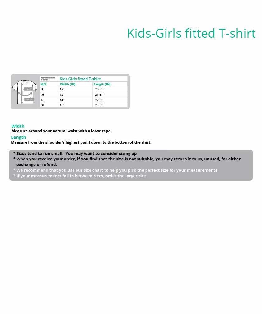 Tstars Love Horses - Gift for Horse Lover Girls' Fitted Kids T-Shirt XL (14/16) Lavender by Tstars (Image #4)