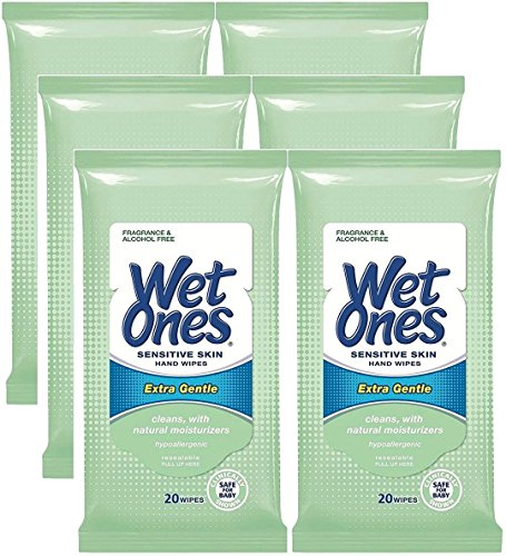 wet-ones-sensitive-skin-hands-face-wipes-20-count-travel-pack-pack-of-6