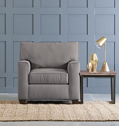 Klaussner K65900 Neyland Accent Chair, Dove