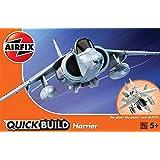Airfix QUICK BUILD Harrier - J6009 by Airfix