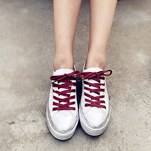 Shoes Nan Dimensioni Nero Colore Dirty Summer Donna Eu38 Bianche Do 5 uk5 Bianca Small cn38 The Old Da Scarpe zOgrz