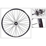"Image of Wheel Master 24"" MTB Rear Wheel - Mach1 Nitro Rim, 36H, 5/6/7-Speed FW, Bolt-On, Black MSW"