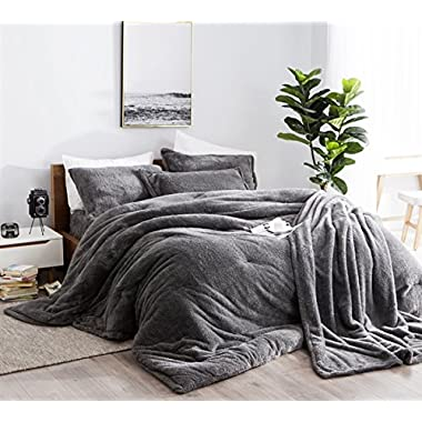 Byourbed Coma Inducer - King Comforter - Charcoal Gray