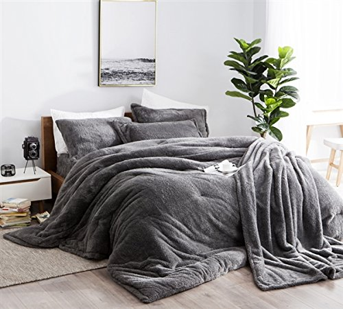 Byourbed Coma Inducer - Queen Comforter - Charcoal Gray
