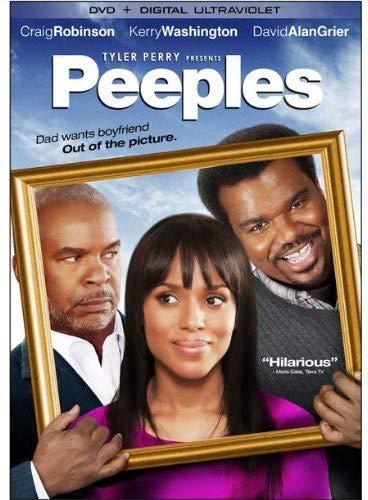Tyler Perry: Peeples [DVD + Digital] -