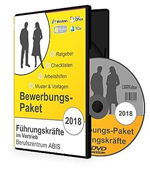 Bewerbungspaket FÜHRUNGSKRÄFTE IM VERTRIEB: Bewerbungs-Ratgeber ...