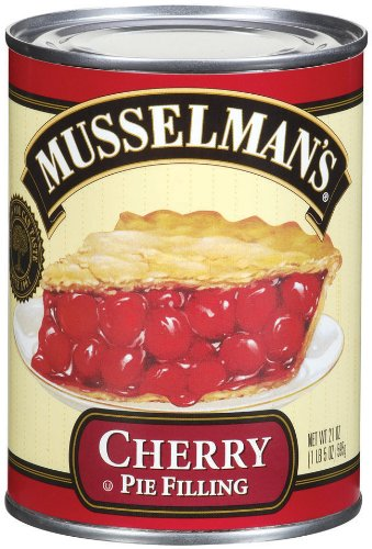 Musselman's Pie Filling Cherry - 12 Pack