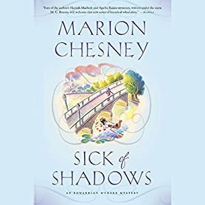 Sick of Shadows Audiobook