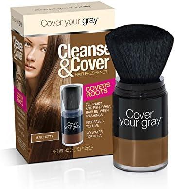 Cover Your Gray Limpieza y ambientador, morena