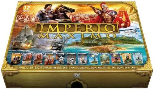 Imperio Máximo Deluxe: Amazon.es: Videojuegos