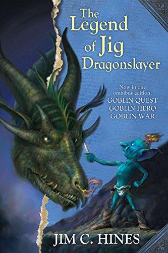 The Legend of Jig Dragonslayer (Dragon Alliance-uk)