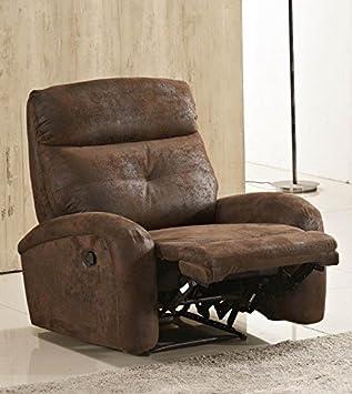 Mapo Möbel Relaxsessel Kinosessel Fernsehsessel Mikrofasersessel