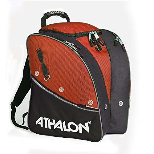Athalon Tri Boot Bag (Rust/Black)