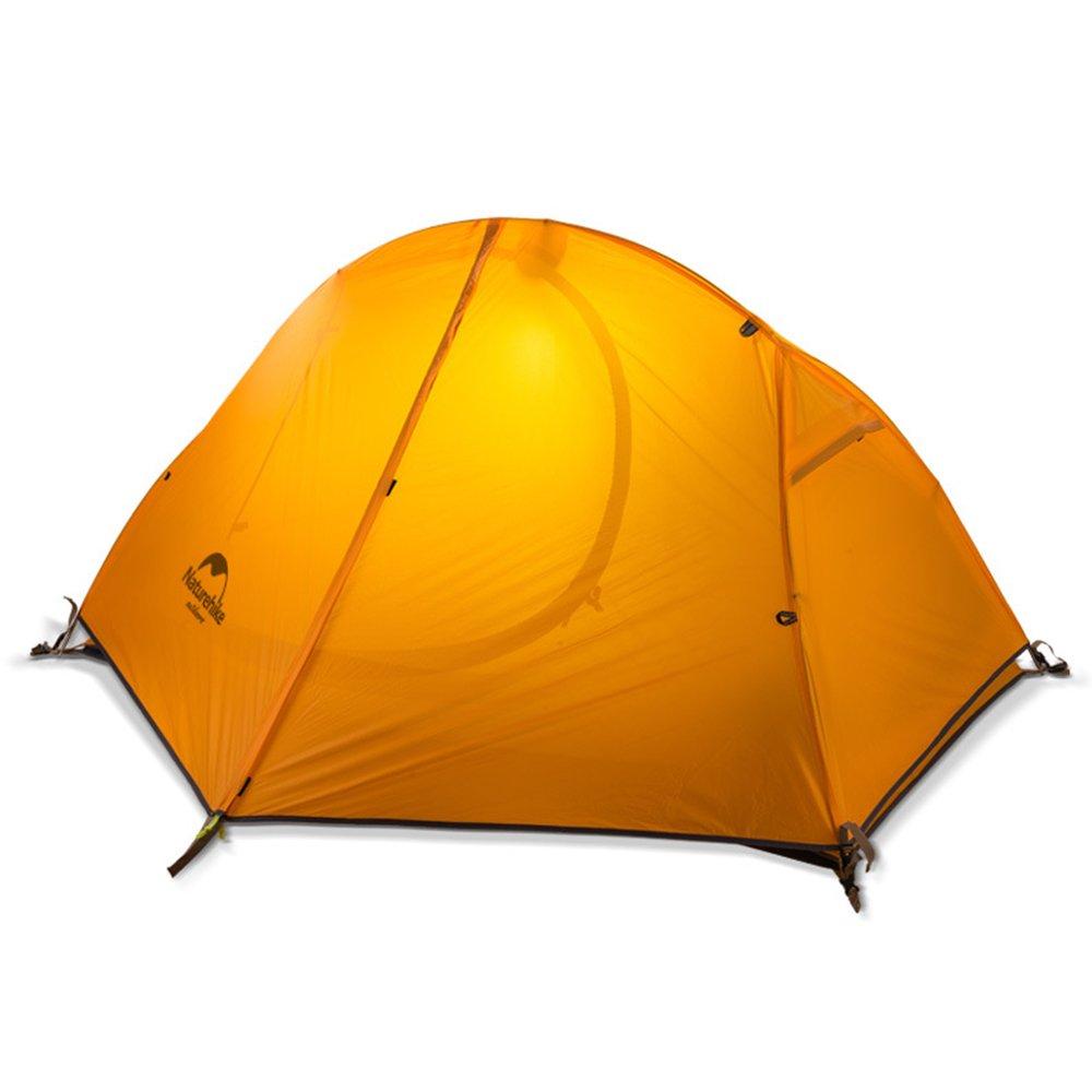 Naturehike Ultralight One Person Zelt 3 Jahreszeiten Outdoor Zelt wasserdicht Zelt