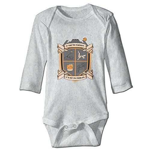 [Alexx A Runner's Code Unisex Baby Jumpsuit Bodysuit Long-sleeve Romper Ash 12 Months] (Alvin And The Chipmunks Costumes For Kids)