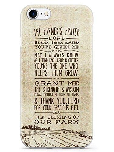 Inspired Cases The Farmer's Prayer Case for iPhone 7