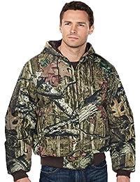 Great Outdoors Realtree AP/Mossy Oak Hooded Jacket. 4686C