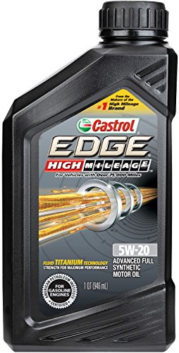 castrol edge 5w 20 - 4