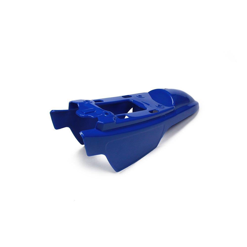 Fairing Plastic Gas Tank Kit Front Fender Rear Fender Complete Seat Kit Fairings Set for Yamaha PW50 PW 50 Blue