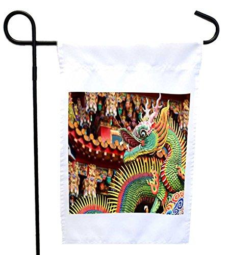 Cheap  Rikki Knight Asian Decorative Chinese Dragon Colorful Dragon House or Garden Flag,..