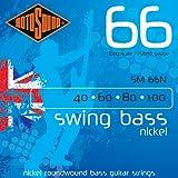 Rotosound SM66N Nickel Bass Guitar Strings (40 60 80 100)