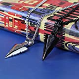 Jstyle Stainless Steel Pendant Necklace for Mens