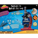 Scientific Explorer Newton Microscope Kit with up to 900X Magnification