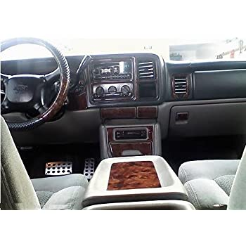 chevrolet chevy suburban interior burl wood. Black Bedroom Furniture Sets. Home Design Ideas