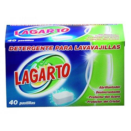 DETERGENTE LAVAVAJILLAS LAGARTO: Amazon.es: Hogar